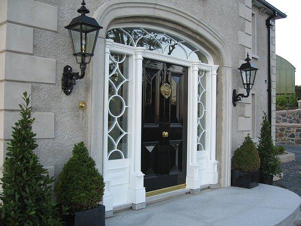 Northern Ireland Manufacturer Supplier Wooden External Doors