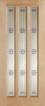 ... 3 Vertical Pane Door ...
